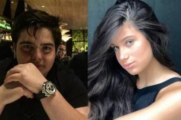 joao sofia0 - ROMANCE TEEN: Filha de Cláudia Raia, Sophia Raia faz revelação sobre namoro com filho de Faustão