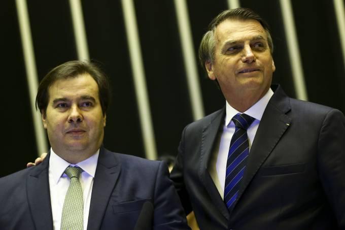 Maia sugere que fundo de R$ 2,5 bi da Petrobras seja usado na Amazônia