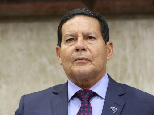 mourão - Vice-presidente Hamilton Mourão adia vinda à Paraíba