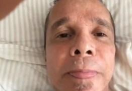 Cantor Netinho é internado e passa por cirurgia no coração
