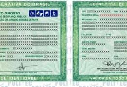 Novo modelo da carteira de identidade passa a ser emitido em nove estados do Brasil