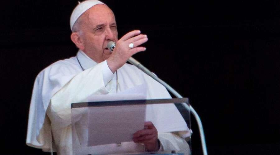 papa aci 1 - 'Ouvimos discursos que lembram os de Hitler em 1934', diz Papa Francisco