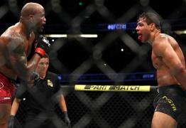 UFC 241: Borrachinha vence Romero por decisão unânime e se confirma como candidato a título dos médios