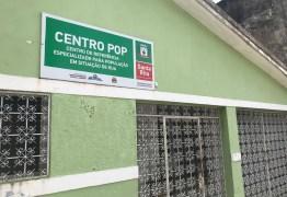 Centro POP de Santa Rita comemora a Semana Nacional de Luta da População em Situação de Rua