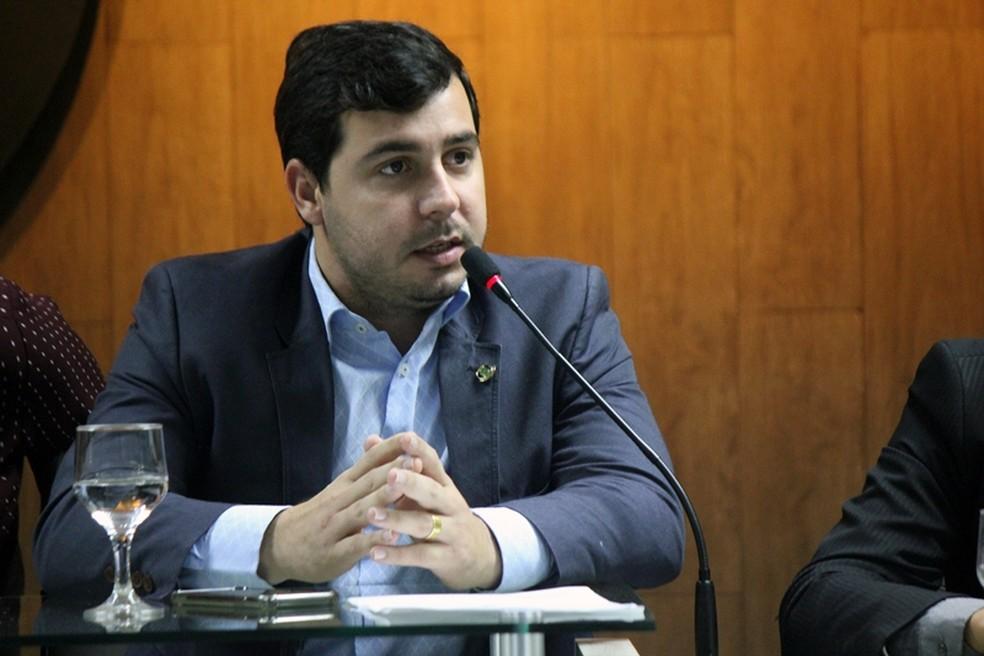 renan maracaja - MPF pede cassação do mandato de vereador mais votado de Campina Grande , Renan Maracajá