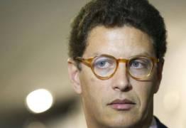 Novo, partido de Ricardo Salles, diz que ministro 'não representa a instituição' e que não o indicou para o cargo