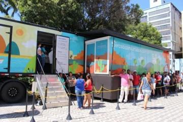 SERVIÇO: Serasa oferece atendimento gratuito em caminhão itinerante, em João Pessoa