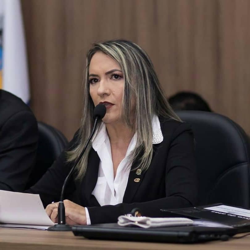 tide eduardo - Cotada para assumir Prefeitura de Patos, Tide Eduardo se reúne com vereadores para organizar nova eleição