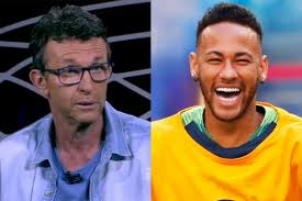"""transferir 1 1 - Neto questiona convocação de Neymar e dispara: """"Só faz m..."""""""
