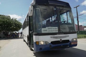 transporte1 - Mais de 250 usuários têm atendimento de transporte de saúde em Santa Rita
