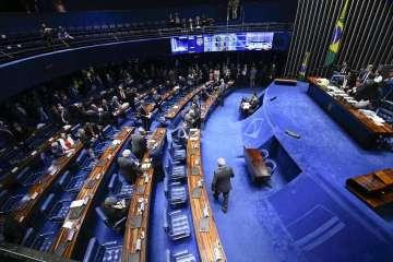 1568766550 5d817a56537ea - Senado recua de regras mais brandas para partidos e aprova mudança no fundo eleitoral