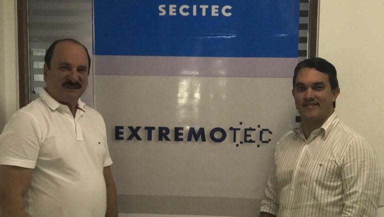 16 09 2019 reunião extremotec e1569424191224 - Agenda de atividades do Polo Extremotec é discutida por secretário