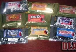 NA ESCOLA: crianças comem doces com maconha e vão parar no hospital