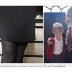 1 saia 13213525 - Mãe fica revoltada após escola isolar menina de 12 anos por usar 'saia muito curta'