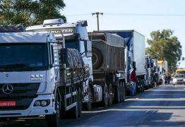 Caminhoneiros prometem paralisar as estradas na próxima quarta-feira