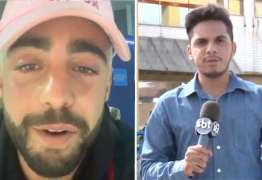 Jornalista revela caso com Pedro Scooby na época de Piovani