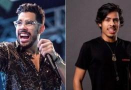 Pai de Gabriel Diniz lança cantor bem parecido com seu filho