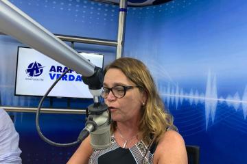 38481371 d01c 413a 8273 53a8a2be2ee2 - 'É injusto excluir a Paraíba. Temos nossas potencialidade naturais', diz Ruth Avelino - VEJA VÍDEO