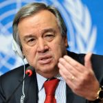 465887 guterres 625x415 - Chefe da ONU vai às Bahamas e defende combate a mudanças climáticas