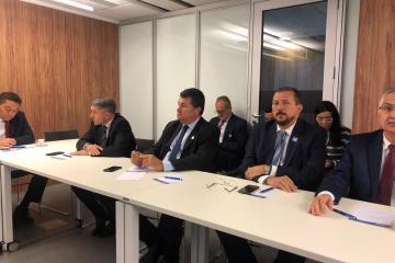 6c1598df 6ca9 44d7 ba52 c5a54d2caa84 - Famup participa de mobilização pela aprovação de PEC da Cessão onerosa e da inclusão de municípios na reforma da previdência