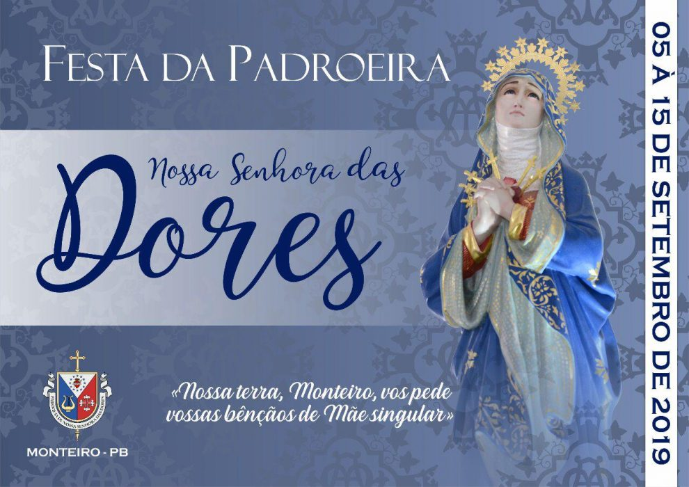 6d8db843 4fed 4f74 93d0 170c93c853dd 990x700 - Caio Roberto pede voto de aplausos para Paróquia Nossa Senhora das Dores em Monteiro