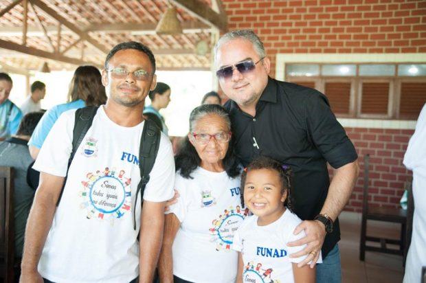 70969661 2678594555526382 5559228367397453824 n 620x412 - SOMOS TODOS IGUAIS: Alhandra promove ação em alusão ao Dia Nacional de Luta da Pessoa com Deficiência