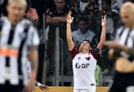 Colón vence Atlético Mineiro e chega a final da Copa Sul-Americana