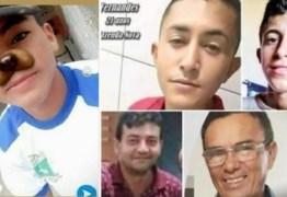 TRAGÉDIA DE JOSE DA PENHA: famílias pedem indenização de quase R$ 8 milhões a empresário paraibano que mora em Sousa – VEJA VÍDEO