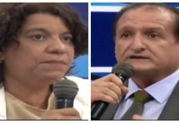 """RACHA NO PSB: Estela e Hervázio divergem sobre motivo da crise no partido e, o deputado dispara, """"ou fica João ou fica Ricardo"""""""