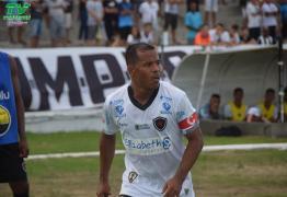 Botafogo-PB e Marcos Aurélio não chegam a acordo, e jogador se despede do clube