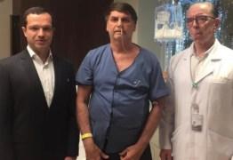 Médico libera acesso de Bolsonaro a dieta cremosa