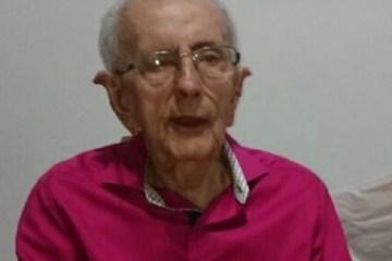 LUTO: Ex-prefeito de Sousa morre na manhã deste sábado em João Pessoa