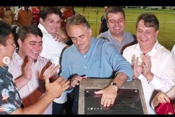 DINHO E CARTAO 548x375 - NINJA NA REDE: vereador Dinho comemora mais uma demanda de seu mandato acatada pela gestão Cartaxo, em João Pessoa; VEJA O VÍDEO