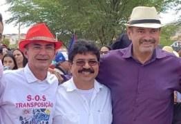 TRANSPOSIÇÃO DO SÃO FRANCISCO: Deputados da Frente Parlamentar Interestadual têm agenda em Brasília
