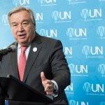 Guterres - Brasil não fará parte da cúpula do clima porque não mostrou interesse, afirma ONU