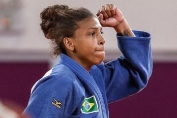 IMAGEM NOTICIA 3 - Rafaela avisou patrocinadores antes de caso de doping 'estourar'