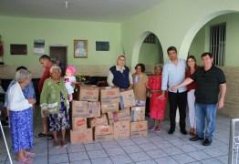 Creci-PB faz doação de donativos para Instituto São Vicente de Paulo, em CG