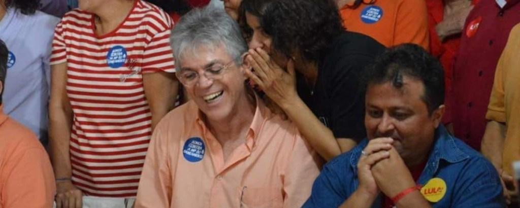 Jackson Macedo Ricardo 1200x480 1024x410 - Presidente do PT fecha com candidatura de Ricardo a prefeito da Capital