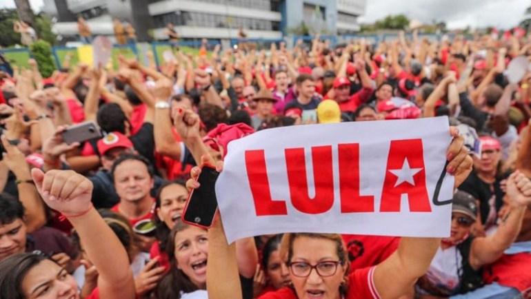Lula 6 - Confira alvará que garantiu a liberdade do ex-presidente Lula