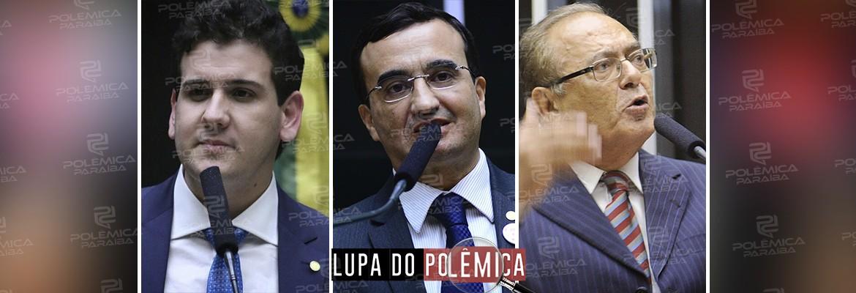 Lupa 16 Full 1 - HERANÇA: Conheça as emendas deixadas para a Paraíba por três parlamentares sem mandato