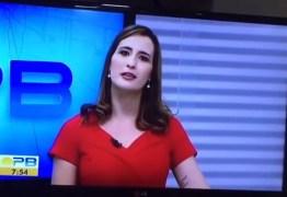 Após dez anos na casa, Patricia Rocha de despede da TV Cabo Branco, nesta sexta-feira – VEJA VÍDEO