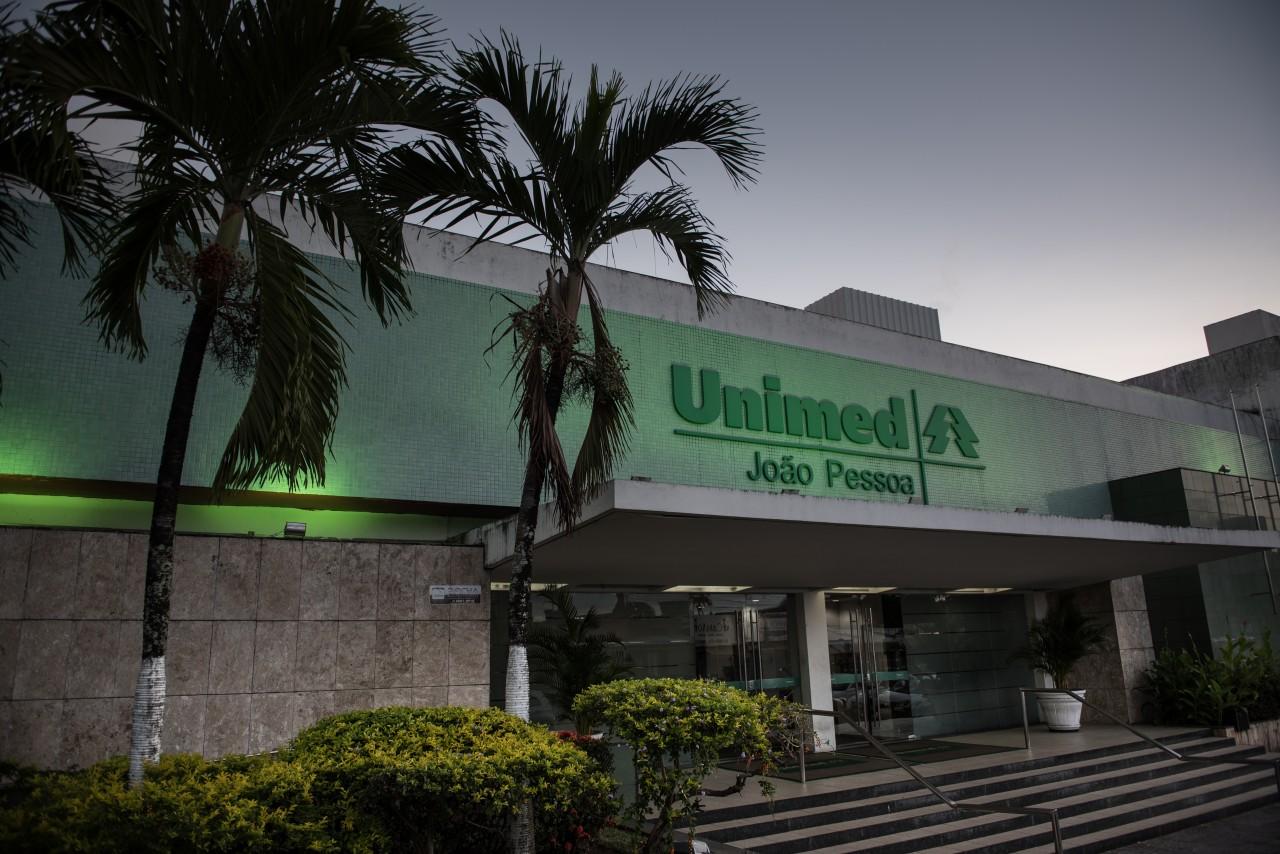 Sede Unimed JP Unimed JP - Unimed João Pessoa é finalista em prêmio nacional de inovação com o case Hospital Digital