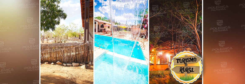 Turismo Rural   Pai Mateus - TURISMO RURAL: Hotel Fazenda Pai Mateus aposta em belezas naturais e atrai turistas do mundo todo para o sertão da Paraíba