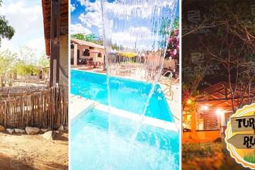 TURISMO RURAL: Hotel Fazenda Pai Mateus aposta em belezas naturais e atrai turistas do mundo todo para o sertão da Paraíba
