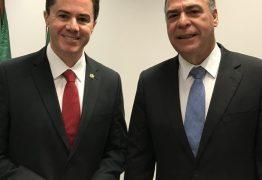 Veneziano recebe do líder do governo a garantia de regularidade financeira para o Minha Casa Minha Vida na Paraíba