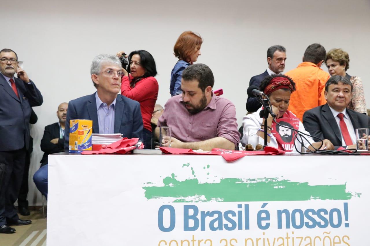 WhatsApp Image 2019 09 04 at 11.06.51 1 - COUTINHO, DILMA, HADDAD E BOULOS: Evento em Brasília reúne lideranças em defesa da Soberania Nacional