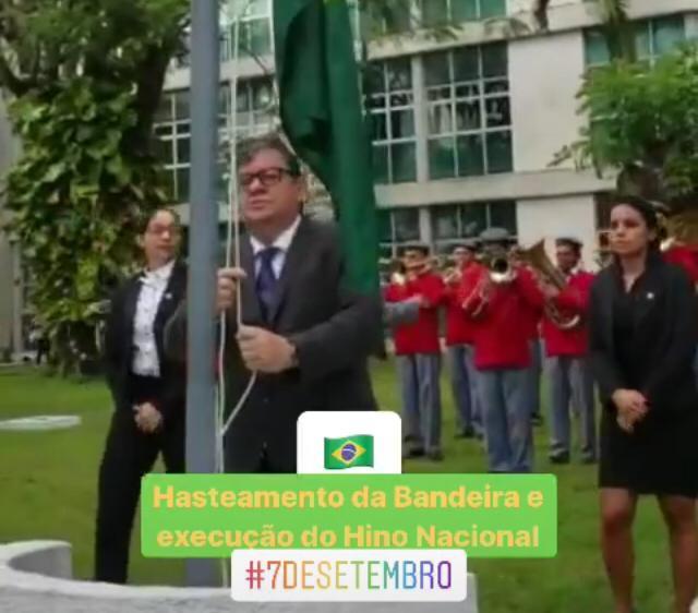 07 DE SETEMBRO: João Azevêdo participa de desfile cívico neste sábado