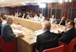 DESFECHO DA REUNIÃO: executiva nacional nomeia Ricardo presidente da comissão provisória do PSB e João Azevêdo vice