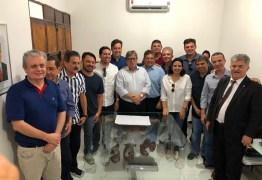 'A GOVERNABILIDADE ESTÁ GARANTIDA':  G11 se reúne com João Azevedo e expressa apoio ao governador em meio à crise no PSB
