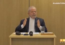 'A última vez que eu bebi foi no ano de 1974″, diz ex-presidente Lula em entrevista; VEJA VÍDEO